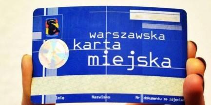 Karta Warszawiaka nie tylko dla warszawiaków