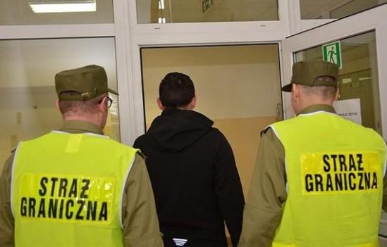 Straż graniczna, Źródło. WP