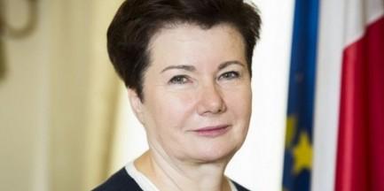 """Hanna Gronkiewicz-Waltz o usunięciu tablic smoleńskich: """"Procedura to świętość"""""""