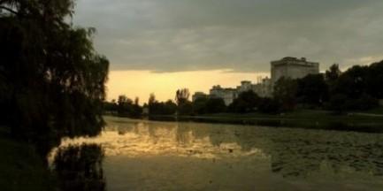 Wesoły spacer po Parku Skaryszewskim