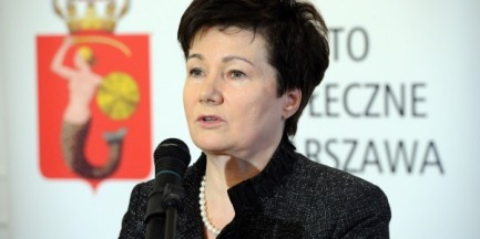 Hanna Gronkiewicz-Waltz jednym z najbogatszych prezydentów miast. Ile zgromadziła?