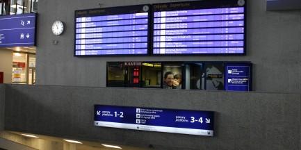 Szybciej pociągiem z Warszawy do Krakowa o 5 minut. Za 42 mln zł