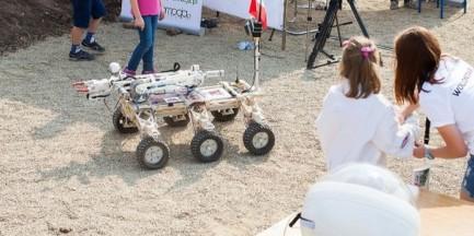 Warszawscy studenci budują marsjańskiego robota!