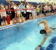 Przepłynął prawie 100 km w ciągu doby. Sebastian pobił rekord Polski!