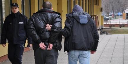 Wpadł gangster poszukiwany za rozboje i handel narkotykami