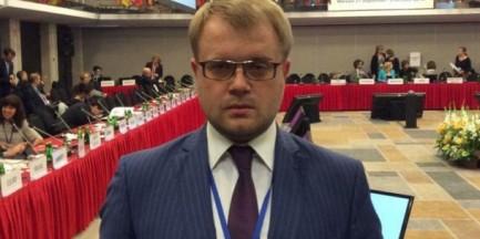 Rosyjski wicepremier Krymu przybył do Warszawy. Mimo zakazu wjazdu na teren UE