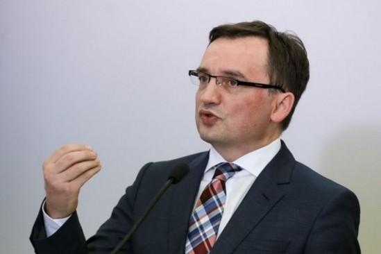 Minister sprawiedliwości Zbigniew Ziobro. Fot. Paweł Supernak/PAP