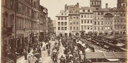 Niezwykła wystawa DSH. XIX-wieczna Warszawa na zdjęciach Beyera, Fajansa i Brandla [GALERIA]