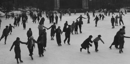 Sporty zimowe w Warszawie [ZDJĘCIA]