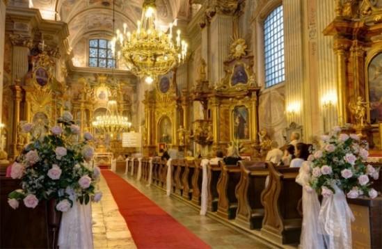 Kościół św. Anny, Warszawa /fot. Michael Caven/ Flickr
