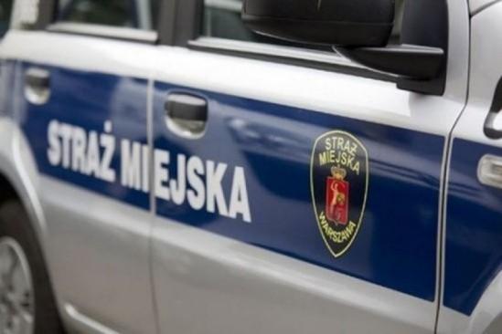 Fot. Straż Miejska Warszawa