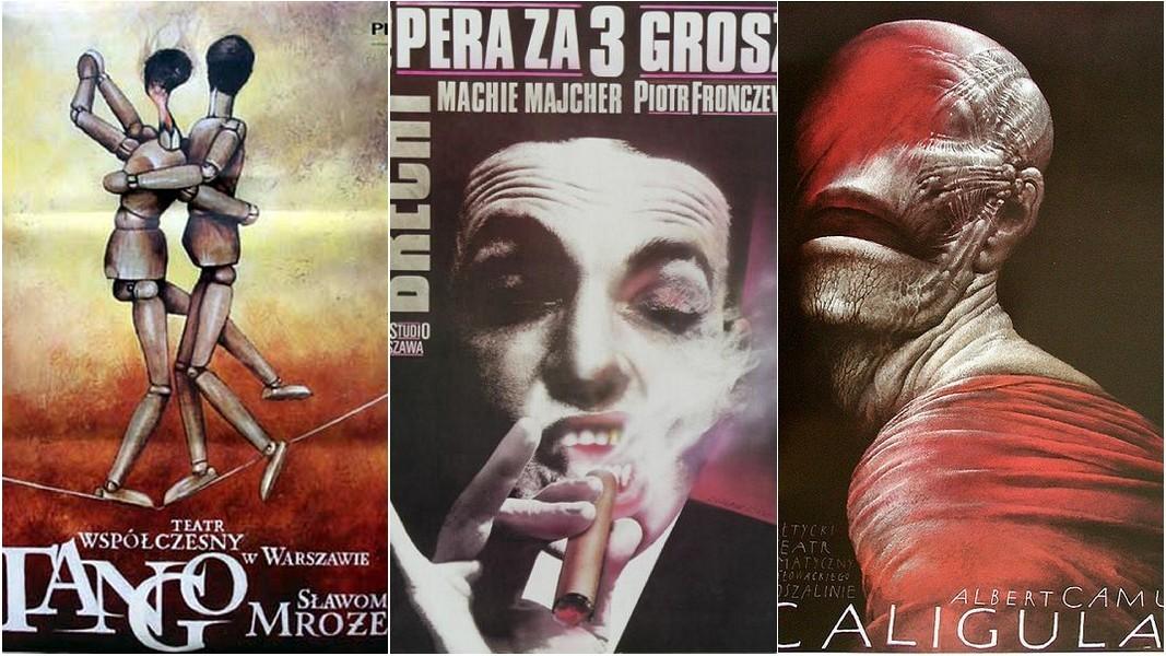 Za Darmo Wystawa Plakatów Teatralnych Wawalove