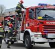 Wybuch w mieszkaniu na warszawskiej Pradze. Dwie osoby ciężko poparzone