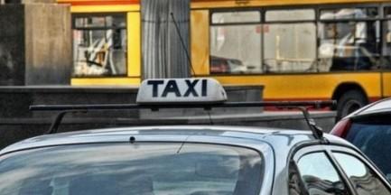 Pijani taksówkarze na Woli!