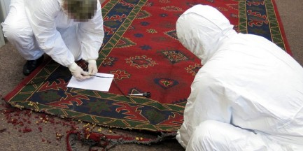Heroina wszyta w perskie dywany z Iranu!