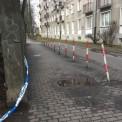 Ul. Bachmacka. To tutaj doszło do krwawej bójki. Fot. WawaLove.pl