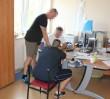 """Policjanci zatrzymali złodziei wózków inwalidzkich! Igor znów odzyskał """"nogi"""""""