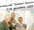 Za darmo: Warszawski Tydzień Seniora