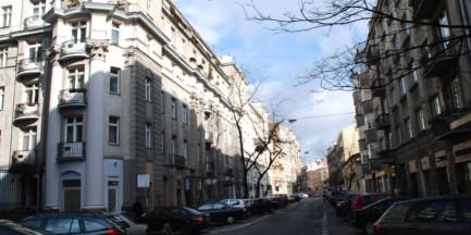 Historia pewnej ulicy: Mokotowska
