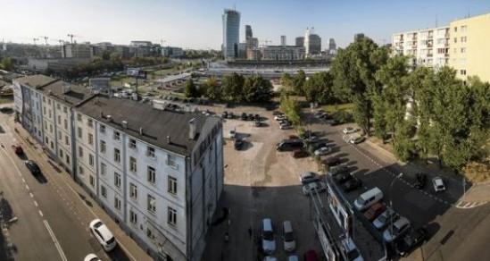 Ul. Srebrna na warszawskiej Woli. Fot. Franciszek Mazur/Agencja Gazeta