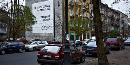 Stwórz teksty na nowe murale Loesje w Warszawie