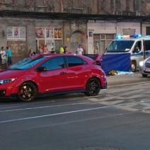 Potrącił śmiertelnie 14-latkę na Pradze. Chciał wyjść z aresztu