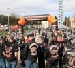 """Zlot """"Hells Angels"""". Policja zatrzymała kilku motocyklistów"""