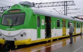 Zmiany w kursowaniu pociągów Kolei Mazowieckich