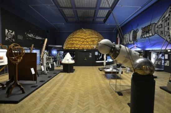 Sala astronomiczna. Fot. Adrian Grycuk/WIKI/CC BY-SA 3.0 pl