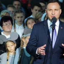 """Prezydent spotka się z """"najważniejszą kobietą w Polsce"""" w Pałacu Prezydenckim"""