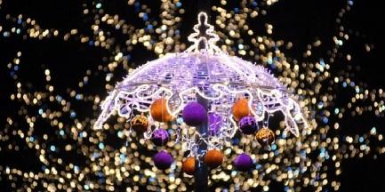 Zagłosuj na świąteczną dekorację Warszawy