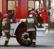 """Kłęby dymu nad Włochami. Pracownicy biurowców: """"Nie wiemy co się dzieje"""""""