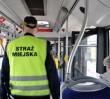 Wzmożone kontrole straży miejskiej w związku z ostatnimi atakami w komunikacji