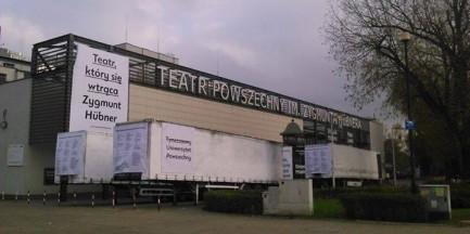 Pierwsze spotkania Praskiej Platformy Kultury w Teatrze Powszechnym