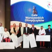 Gala Warszawskich Olimpijczyków. Prezydent podziękowała sportowcom za Igrzyska w Rio