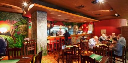 Miejsca z klimatem: Dos Tacos - Mexican Grill
