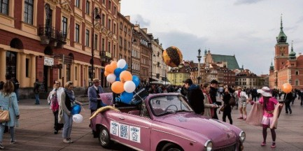 Syrenki wyjadą na warszawskie ulice. Wyjątkowy happening już w ten weekend