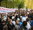 """Protest rezydentów w Warszawie. """"Zapraszam polityków na nasz dyżur, nie wytrzymacie nawet 72 godzin"""""""