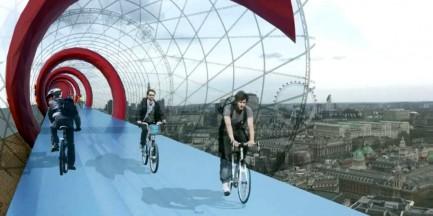 Ciekawostki z innych miast: raj dla rowerzystów! (wideo)