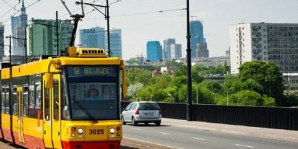 Więcej tramwajów w Al. Jerozolimskich
