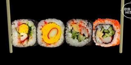Wybierz najlepsze sushi w Warszawie!