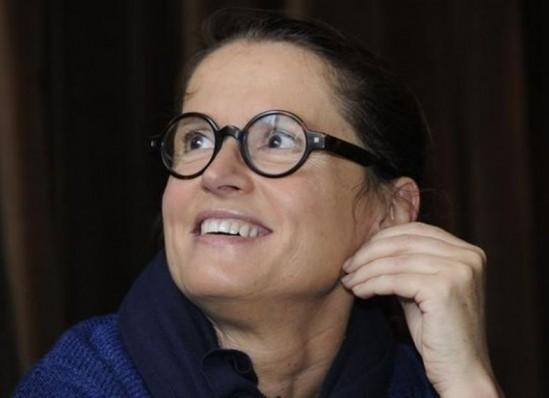 Monika Jaruzelska. (PAP/EPA, Fot: Andrzej Rybczyński)