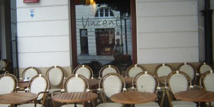 Miejsca z klimatem: Cafe Vincent