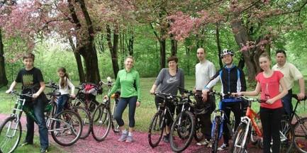 Wycieczka rowerowa do Żyrardowa