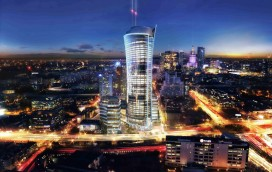 Warsaw Spire [Niesamowite wideo]