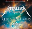 Metallica, Alice In Chains, Anthrax. W ten piątek Sonisphere Festival