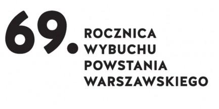 Program 69. rocznicy wybuchu Powstania Warszawskiego