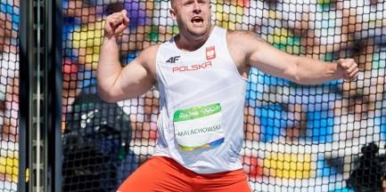 Rio 2016: Piotr Małachowski wicemistrzem olimpijskim!