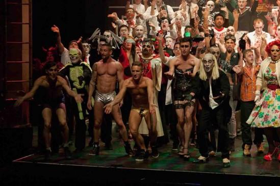 London Gay Mens Chorus - Sitio oficial