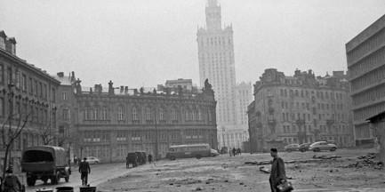 """John Vachon: Trzy razy Polska"". Nieznane fotografie w DSH"